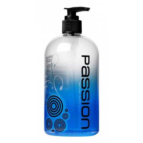 PASSION LUBE WATER BASED 16OZ