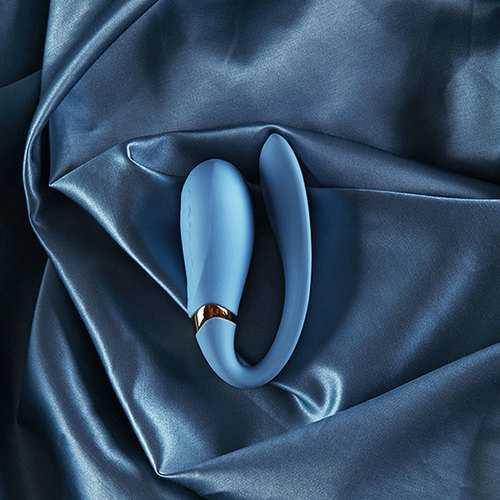 ZALO FANFAN ROYAL BLUE (NET)