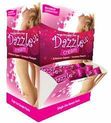 DAZZLE CREAM 50PC DISPLAY