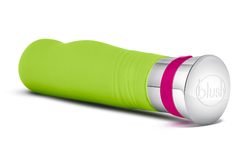 ARIA LUCENT LIME GREEN VIBRATOR