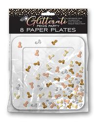 GLITTERATI PLATES
