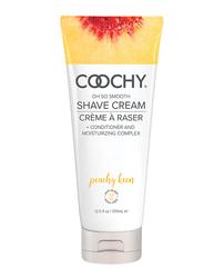 COOCHY SHAVE CREAM PEACHY KEEN 12.5 FL OZ