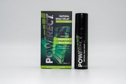 POWERECT NATURAL MALE DELAY GEL 30ML