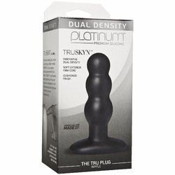 PLATINUM TRUSKYN TRU PLUG RIPPLE BLACK