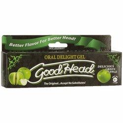 GOODHEAD ORAL DELIGHT GEL GREEN APPLE
