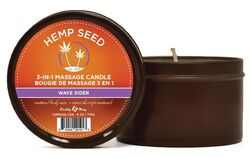 CANDLE 3 IN 1 WAVE RIDER 6 OZ