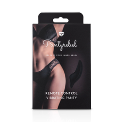 PANTY REBEL VIBRATING PANTY W/ REMOTE