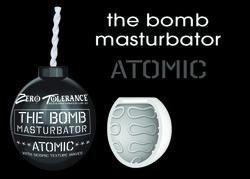 THE BOMB MASTURBATOR ATOMIC