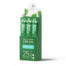 DAILY DOSE MINT BREEZE 25 MG 12 PC DISPLAY (NET)