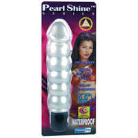 PEARL SHEENS RIBBED WHITE