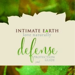 INTIMATE EARTH DEFENSE PROTECTION GLIDE FOIL PACK 3ml (EACHES)