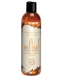 INTIMATE EARTH SALTED CARAMEL GLIDE 2 OZ