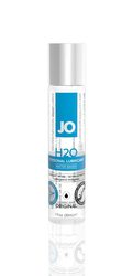 JO H2O WATER BASED 1OZ LUBRICANT