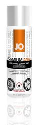 JO 2 OZ ANAL PREMIUM SILICONE LUBE WARMING(out mid Oct)