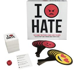 I HATE... THE GAME FOR PEOPLE WHO LOVE TO HATE