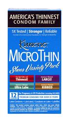 KIMONO MICROTHIN SHEER VARIETY 12 PACK
