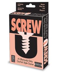 SCREW U CARD GAME