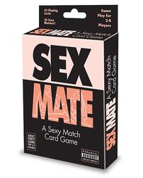 SEX MATCH CARD GAME