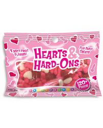 HEARTS & HARD-ONS 3 OZ BAG