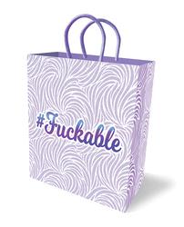 #FUCKABLE GIFT BAG
