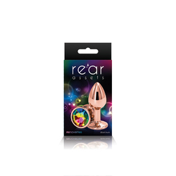 REAR ASSETS ROSE GOLD SMALL RAINBOW