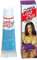 CHINA LONG PLAY CREAM .5 OZ