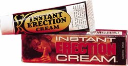 INSTANT ERECTION CREAM .5OZ