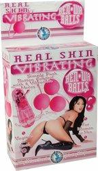 (D) REAL SKIN BEN WA BALLS VIB PINK
