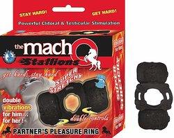 MACHO STALLIONS PARTNERS PLEASURE RING