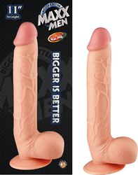"MAXX MEN 11 STRAIGHT DONG FLESH """