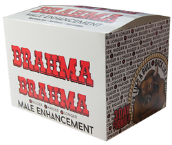 BRAHMA MALE ENHANCEMENT POP 24 PC