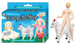 (WD) LIL' PEEP & HER SHEEP