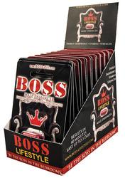 (WD) BOSS MALE ENHANCEMENT PIL POP BOX 20 PC DISPLAY DISPLAY