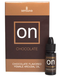 (WD) ON FEMALE AROUSAL OIL CHOCOLATE 5ML 12PC REFILL