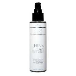 THINK CLEAN THOUGHTS TOY CLEANER 4.2 OZ