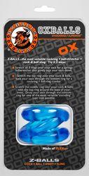 Z BALLS Z SHAPED BALLSTRETCHER ATOMIC JOCK ICE BLUE (NET)
