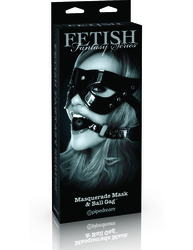 FETISH FANTASY LIMITED EDITION MASQUERADE MASK & BALL