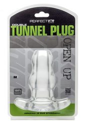 D-TUNNEL PLUG ICE MEDIUM CLEAR
