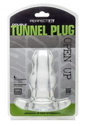 D-TUNNEL PLUG LARGE ICE CLEAR