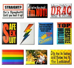 GAYSENTIALS MAGNET PACK A