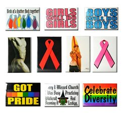 GAYSENTIALS MAGNET PACK B