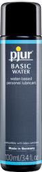 PJUR BASIC WATER 100ML/ 3.4 OZ