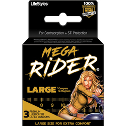 MEGA RIDER 3 PK