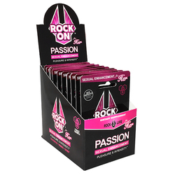 (WD) ROCK ON PILL FOR HER 12PK (NET)