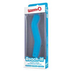 SCREAMING O REACH IT BLUE