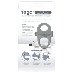 SCREAMING O CHARGED YOGA VOOOM MINI VIBE GREY