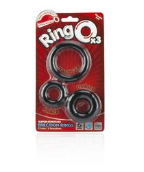 RINGO 3PACK BLACK