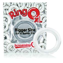 RING O XL CLEAR