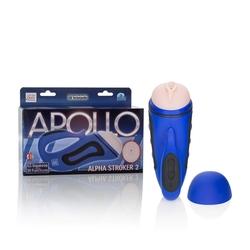 APOLLO ALPHA STROKER BLUE