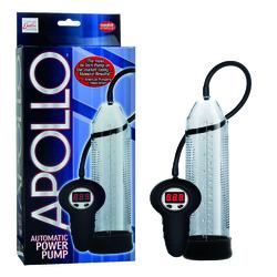 APOLLO AUTO POWER PUMP CLEAR